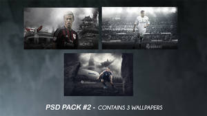 PSD Pack #2 (FREE)