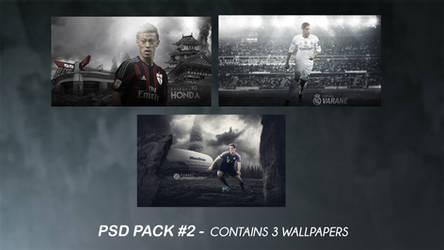 PSD Pack #2 (FREE) by RakaGFX