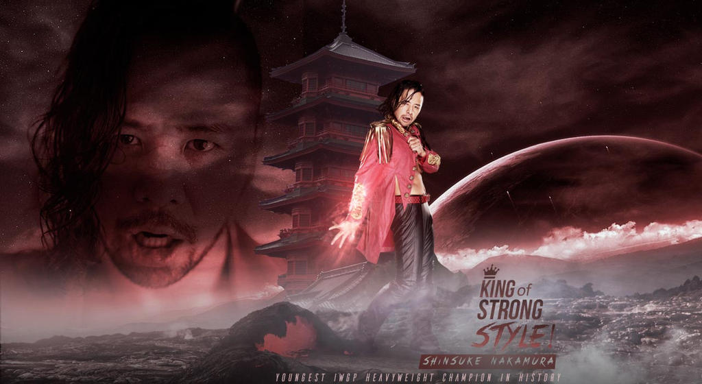 shinsuke nakamura wallpaper by - photo #6