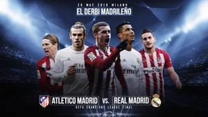 UEFA Champions League 2015/16 Final Wallpaper
