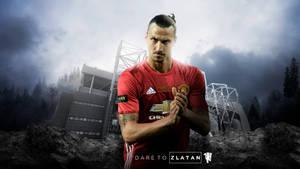 Zlatan Ibrahimovic 2016/17 Wallpaper