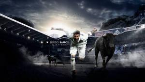 Sergio Ramos 2016/17 Wallpaper