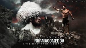 Khabib Nurmagomedov Wallpaper