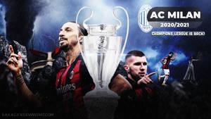 AC Milan 2020/2021 Wallpaper