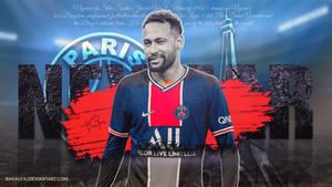 Neymar 2020/2021 Wallpaper