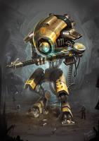 Sniper Bob by MaansRune