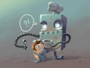 Kid and Chef