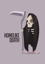 Homelike death by Igovictor