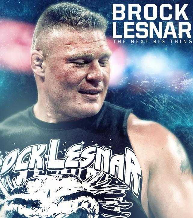 Brock Lesnar By UprisingGfx