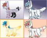 :. Set Price Collab Pups - CLOSED .: