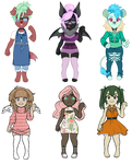 :. Mystery Collab Humanoids - CLOSED .: