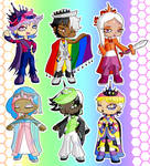 [ Pride Collab Adopts - 6/6 OPEN ] by boba-deer