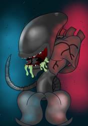 The XenoChomper by TyrantrumFlare