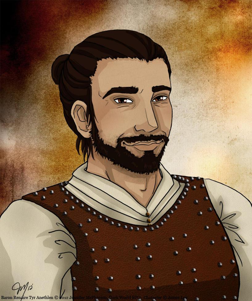 Baron Renaire Tyr Anethlen by Astral-Deva