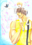 Chad and Yuichi by dimaria