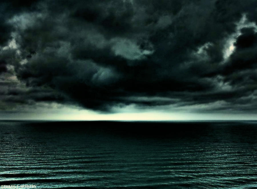 Storm Approaching by Tigles1Artistry