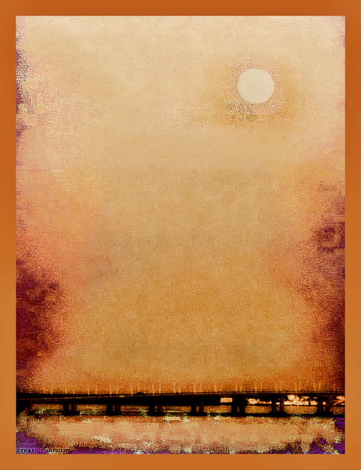 Bridge Under The sun... by Tigles1Artistry