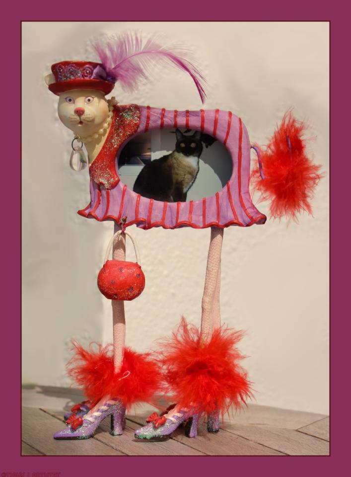 Cat-O-Log ..... by Tigles1Artistry