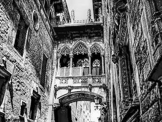 Juliette's Balcony... by Tigles1Artistry