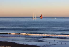 Stillness at Sunrise... by Tigles1Artistry