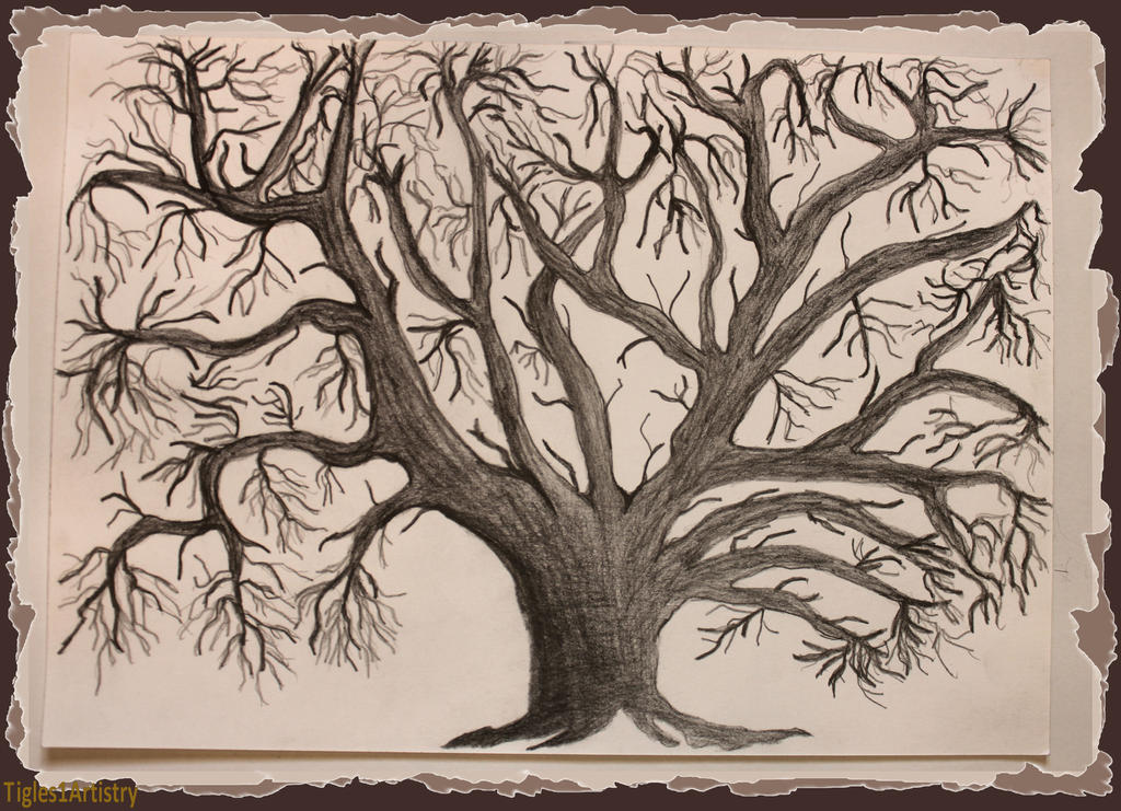 A TREE FOR YOU ALL.... by Tigles1Artistry