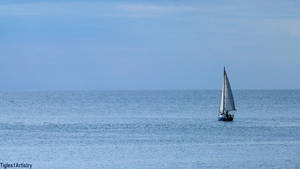 Sailing in Blue...