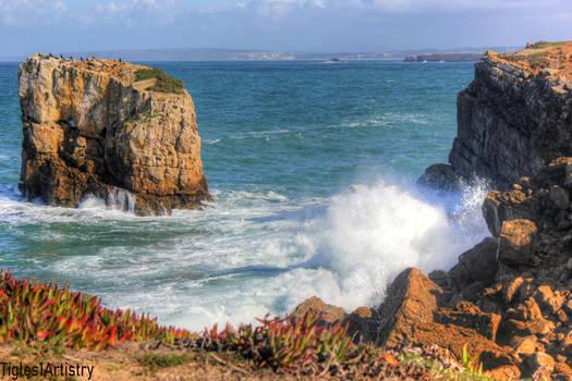 Rocks Of The Atlantic ....