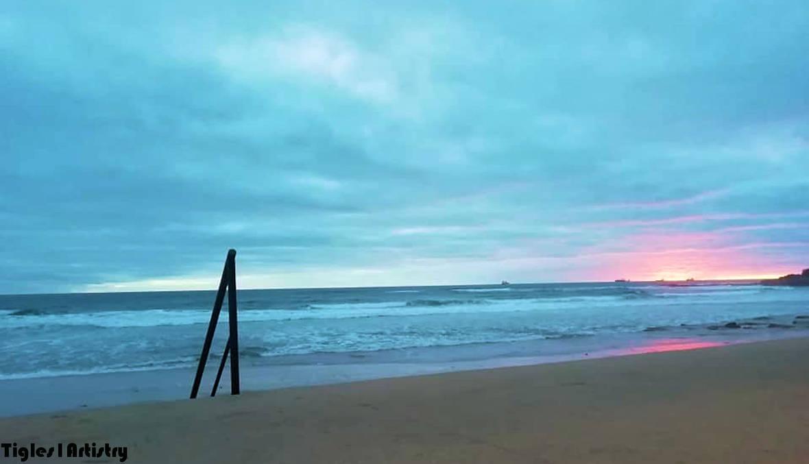 Beach Blues... by Tigles1Artistry