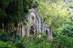 Church Ruins in Monserrate...