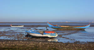 Awaiting The Tide....
