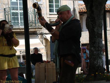 Medieval music ....
