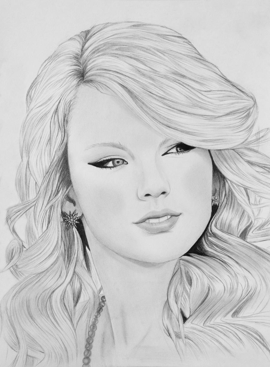 Taylor Swift by cfischer83