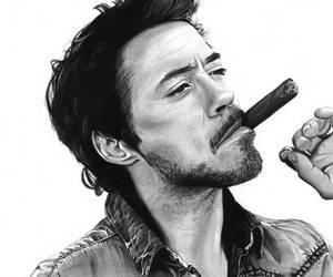 Robert Downey Jr by cfischer83