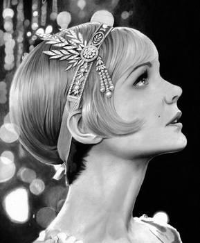 Carey Mulligan - Daisy from The Great Gatsby