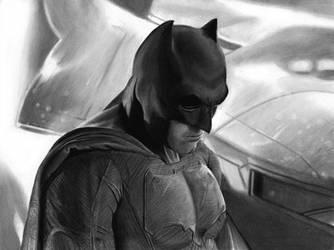 Batman by cfischer83