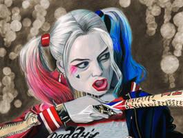 Harley Quinn by cfischer83