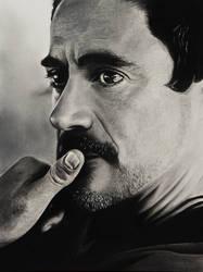 RDJ ~ Robert Downey Jr. by cfischer83