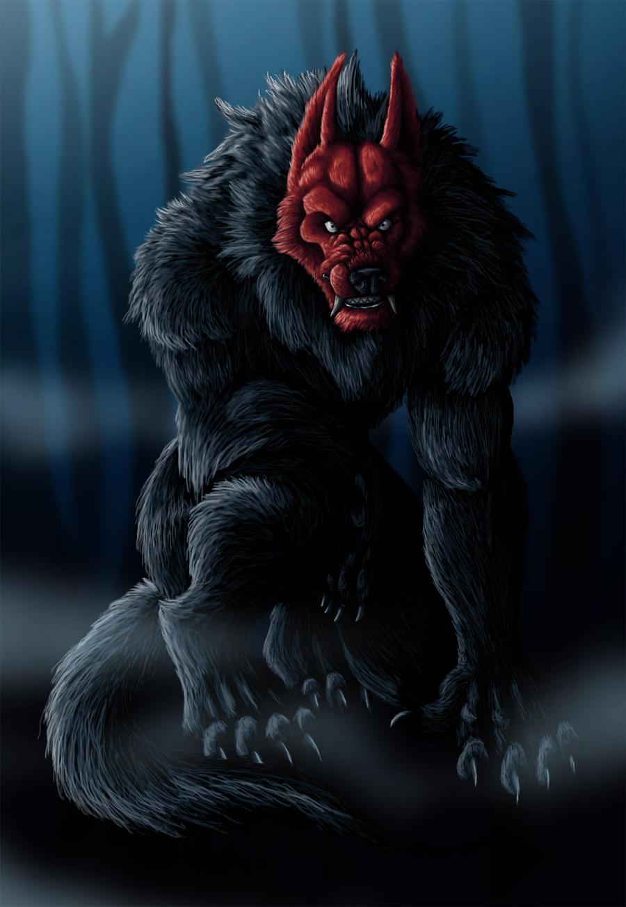 LUNA LLENA HOMBRE LOBO? Werewolf_god___malar_by_fishyhylian-d57qdx6
