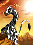 Cownosaur by Project-Cow