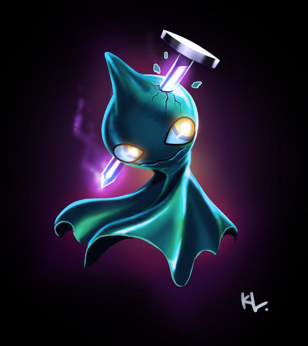Shiny Shuppet Curse by Project-Cow