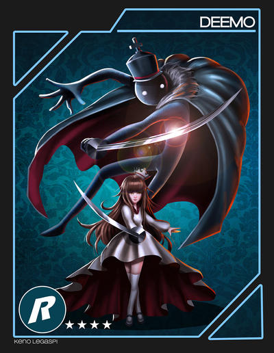 Friction Deemo Card by Project-Cow