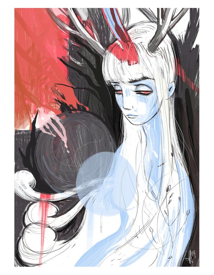 Bleed by ardentfem