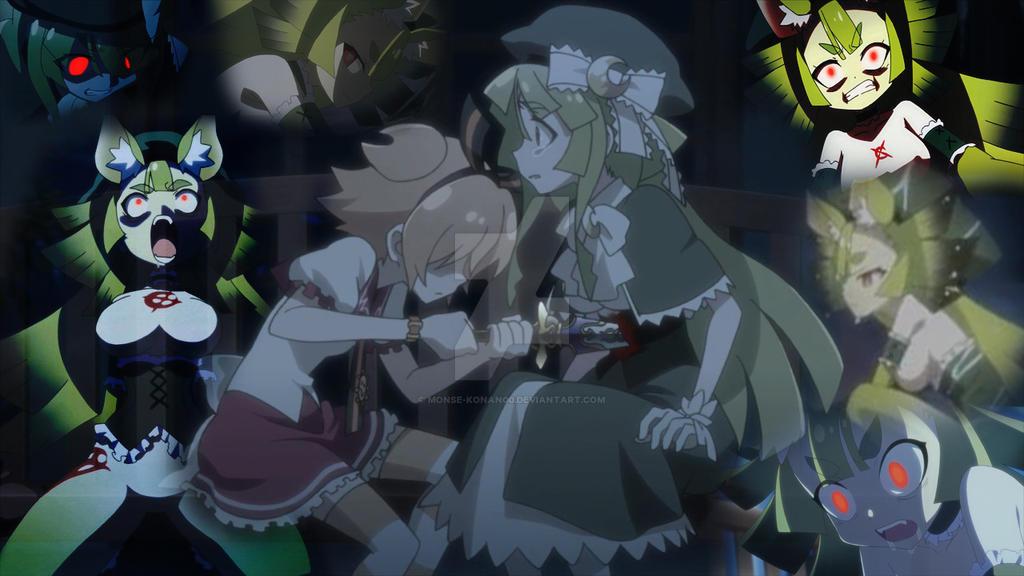 [Os Universos] Animes Mahou Shoujo - Universo Tradicional Genei_wo_kakeru_taiyou_luna_werewolf_by_monse_konan00-d99qemo