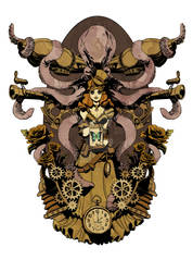 The Intrepid Molly McGuinness by BrianKesinger