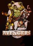 steampunk avengers