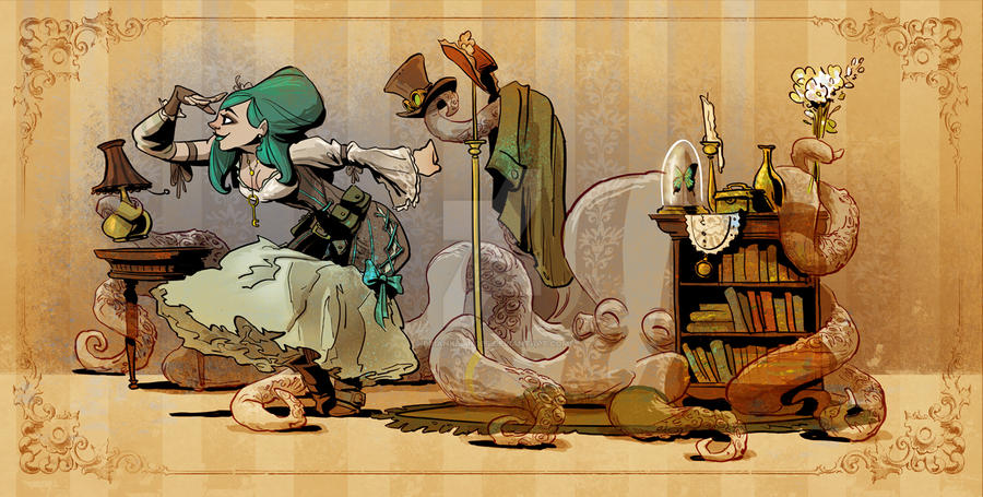 hide and go seek by BrianKesinger