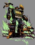 steampunk soundwave