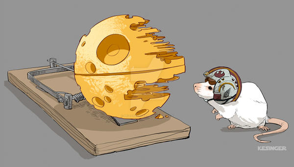 it's a trap by BrianKesinger