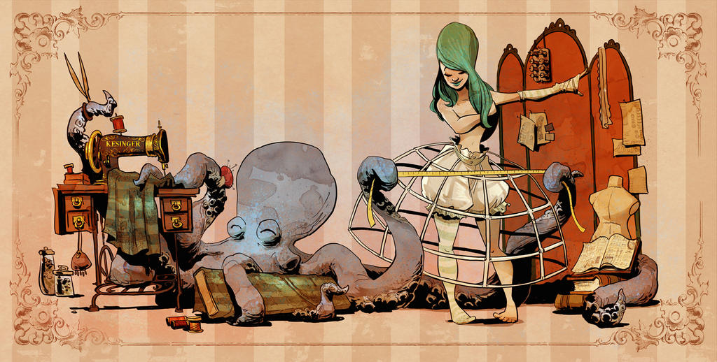 Sewingsm by BrianKesinger