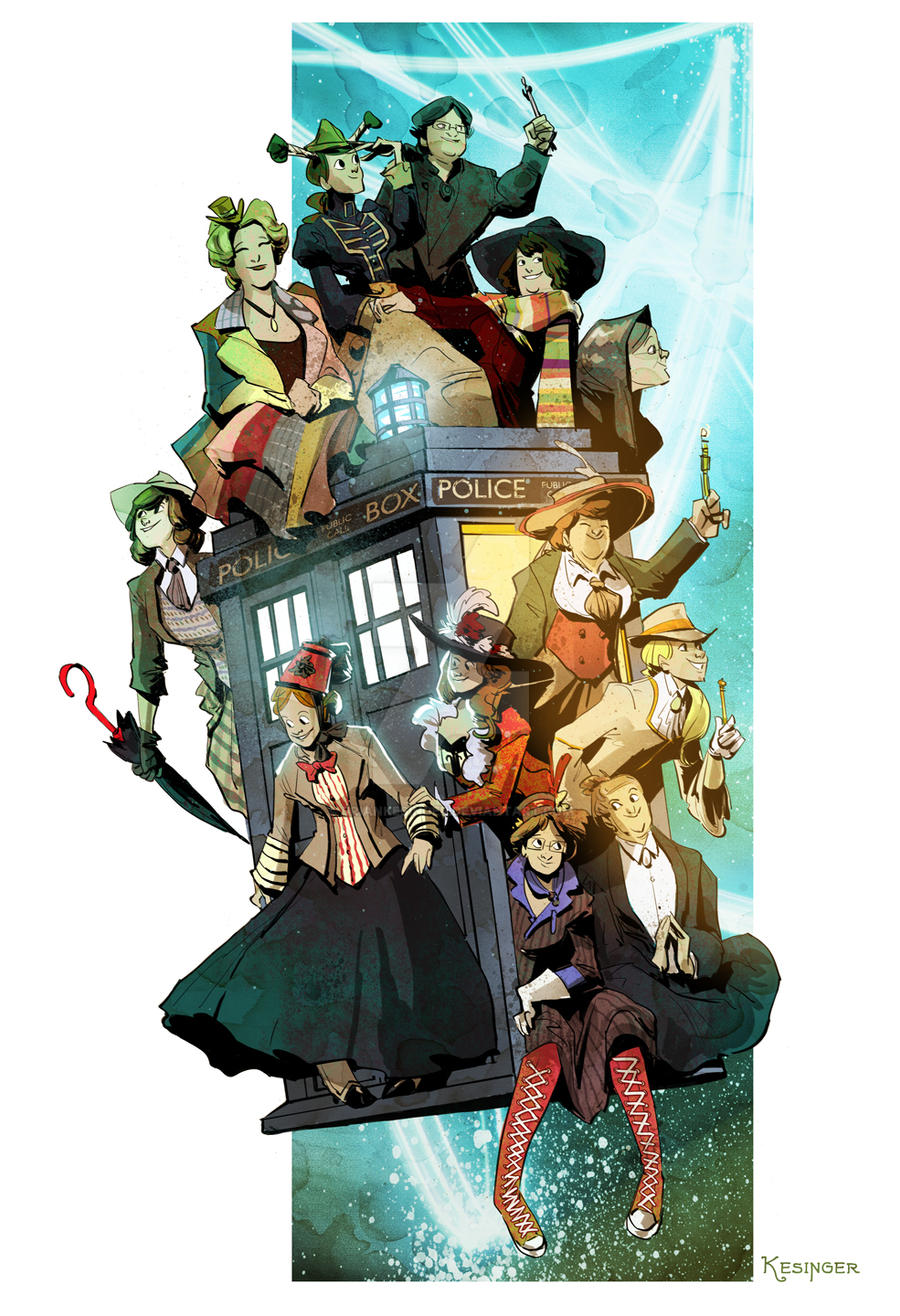 time ladies by BrianKesinger